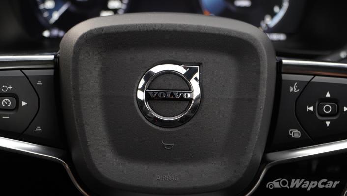 2021 Volvo XC40 Recharge T5 R-Design Interior 005