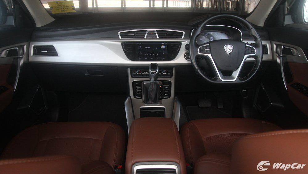 2018 Proton X70 1.8 TGDI Premium 2WD Interior 075