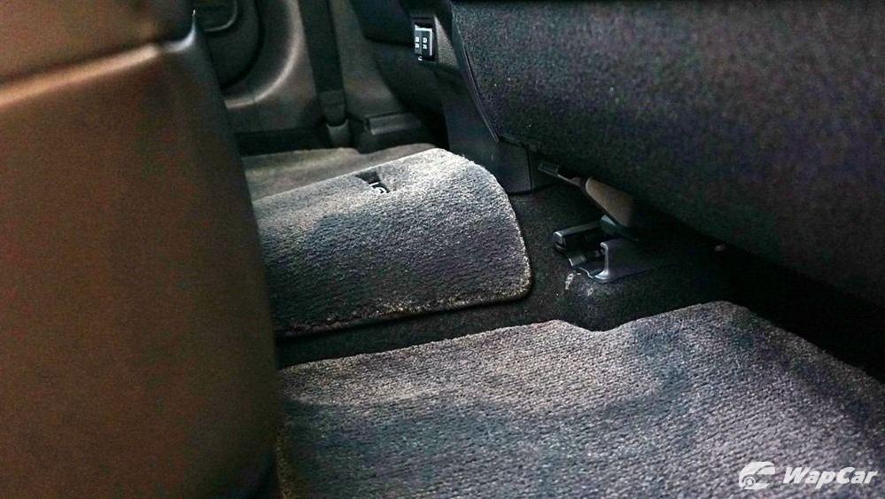 2020 Lexus UX 200 Urban Interior 044