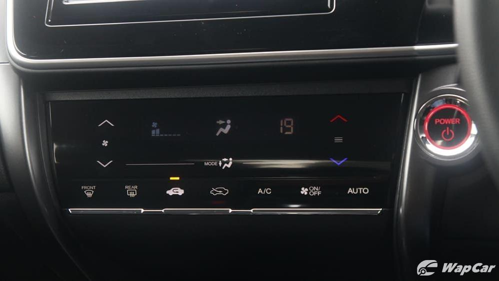 2018 Honda City 1.5 Hybrid Interior 006