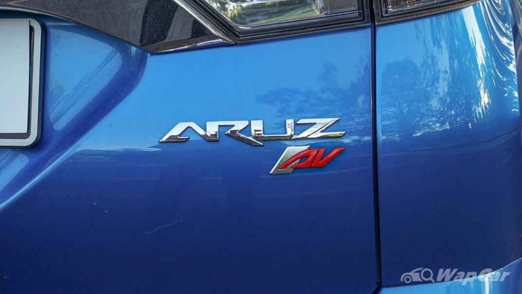 2019 Perodua Aruz 1.5 AV Exterior 023
