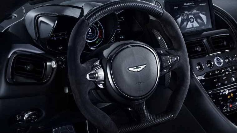 Aston Martin DBS Superleggera (2019) Interior 002