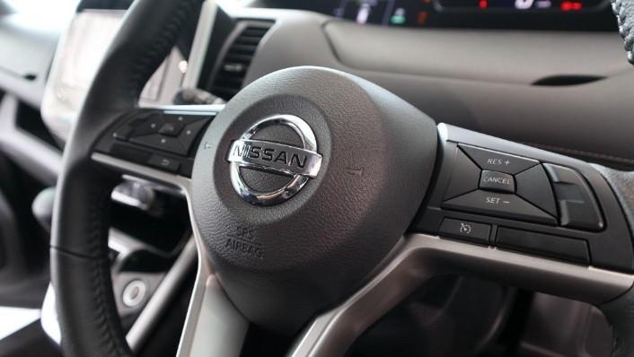 2018 Nissan Serena S-Hybrid Highway Star 2.0 Interior 007