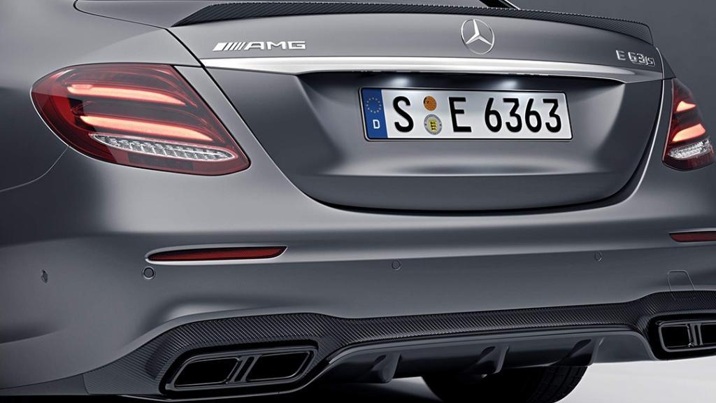 Mercedes-Benz AMG E-Class (2019) Exterior 019