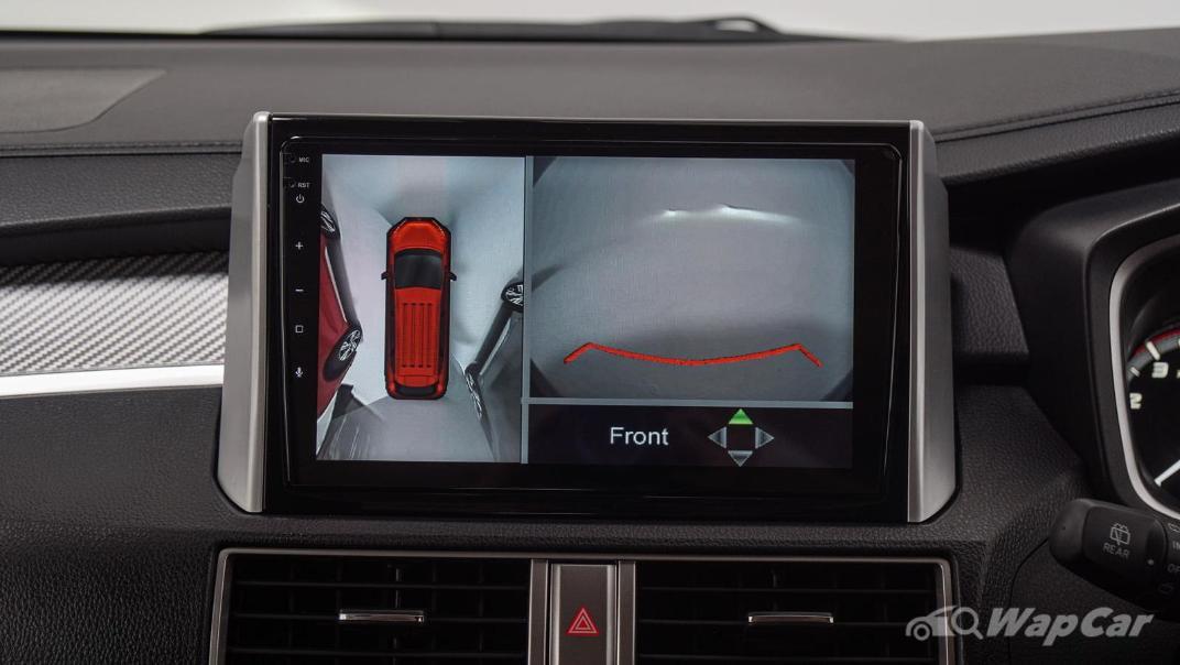 2020 Mitsubishi Xpander 1.5 L Interior 025
