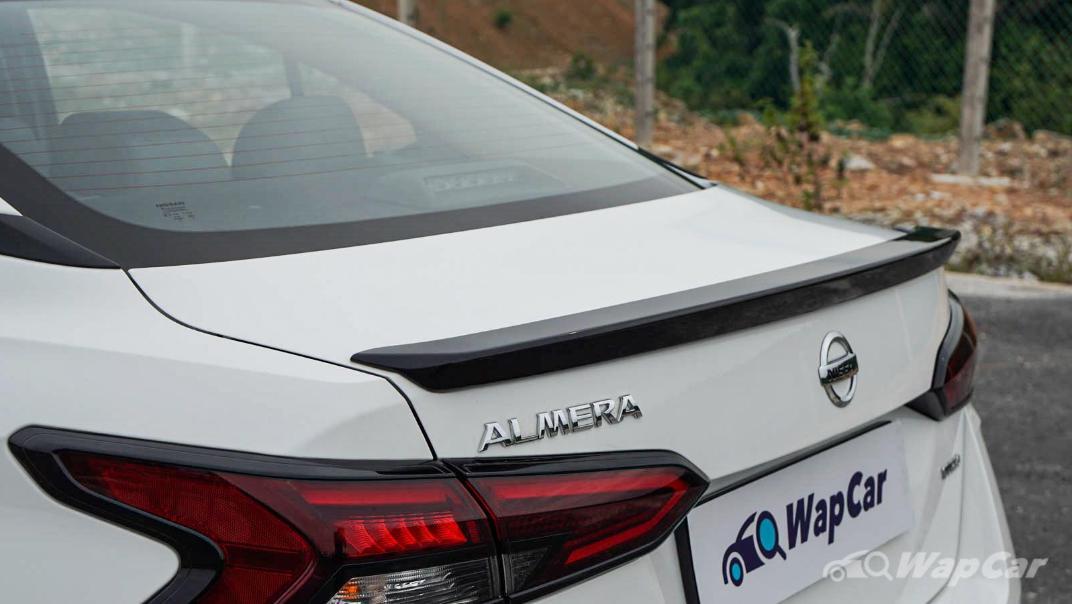 2020 Nissan Almera 1.0L VLT Exterior 028