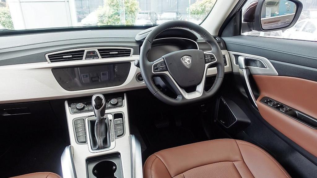 2018 Proton X70 1.8 TGDI Premium 2WD Interior 003