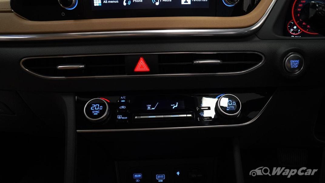 2020 Hyundai Sonata 2.5 Premium Interior 091