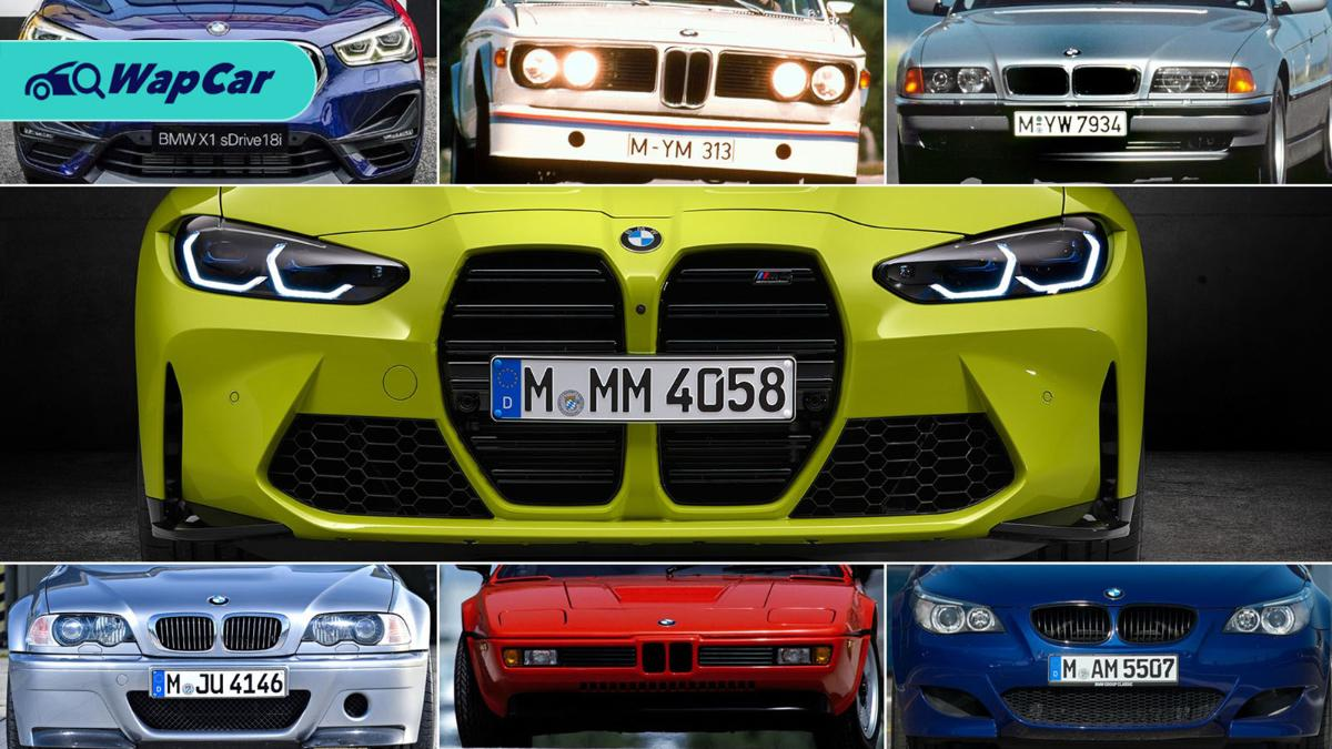 What's the deal with BMW's grille? 01