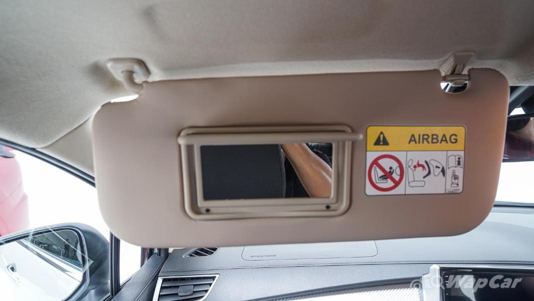 2020 Mitsubishi Xpander 1.5 L Interior 048