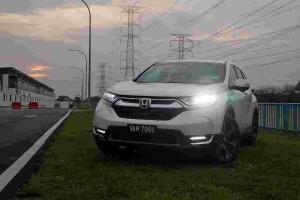 In Brief: Honda CR-V 2019, the crowd favourite