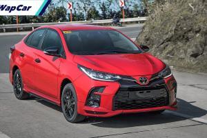 Toyota Vios GR-S tembus pasaran Filipina, tetapi tanpa sentuhan GR yang penuh?