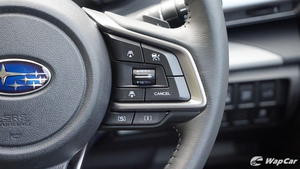 2019 Subaru Forester 2.0i-S EyeSight Interior 005