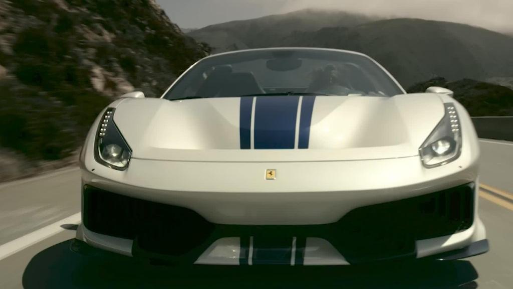 Ferrari 488 (2019) Exterior 006