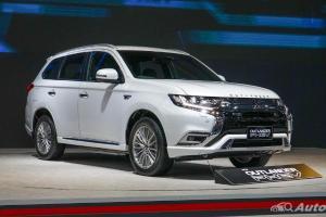 EV tak cukup bagus, Mitsubishi mahu fokus hybrid sebagai kenderaan mesra alam