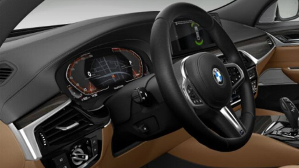 BMW 6 Series GT (2019) Interior 001