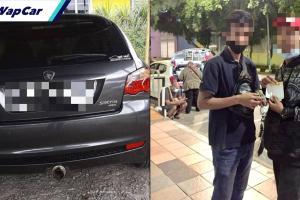 Ditipu RM 9,000 untuk Proton Satria Neo terpakai, polis buru scammer