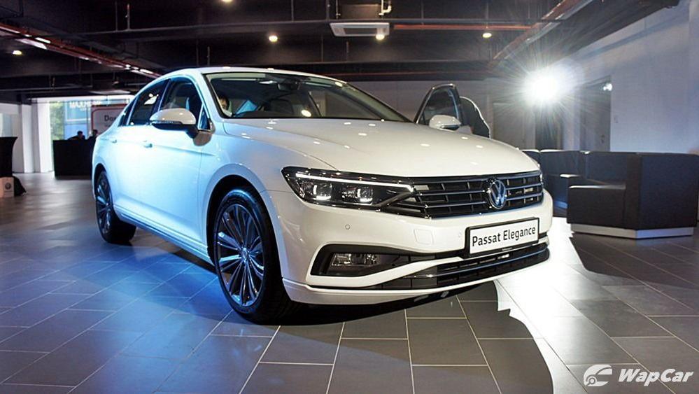 2020 Volkswagen Passat 2.0TSI Elegance Exterior 045