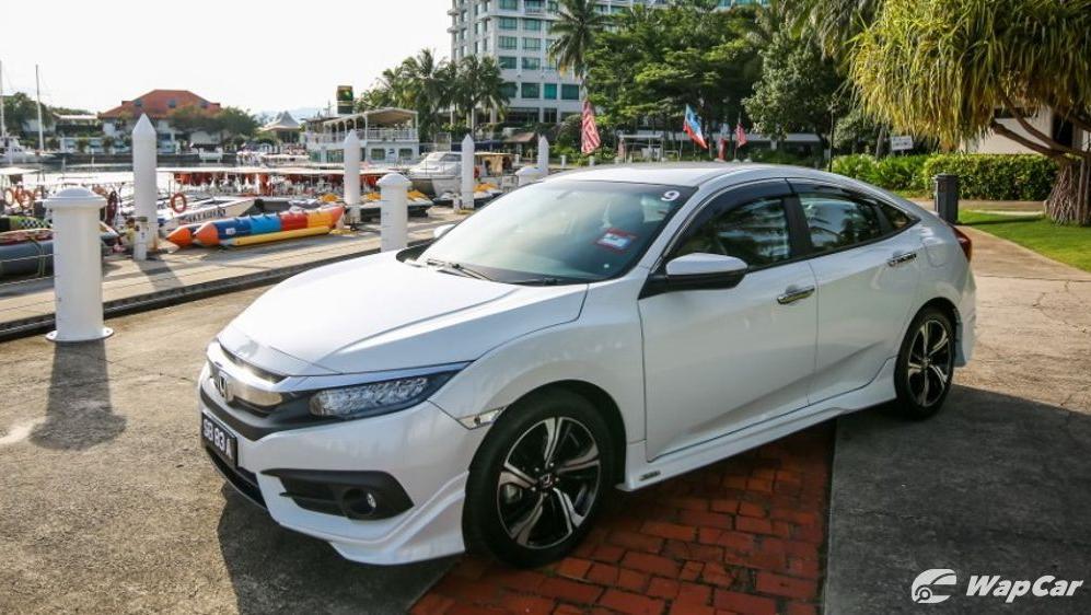 2018 Honda Civic 1.5TC Premium Exterior 002