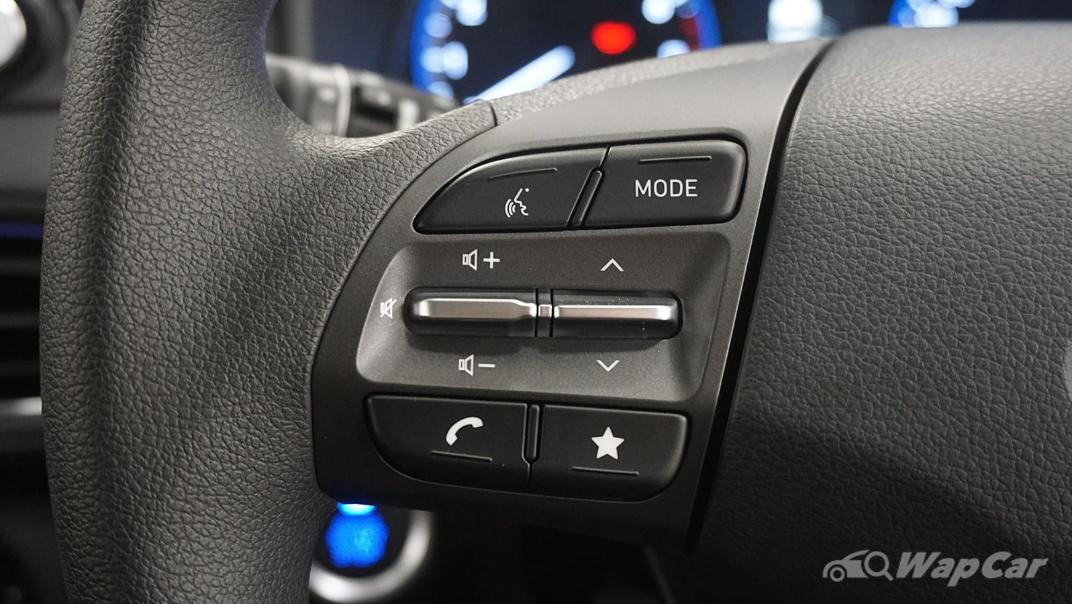 2021 Hyundai Kona 2.0 Standard Interior 002