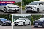 5 kereta yang mengagumkan kami pada tahun 2020