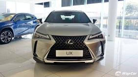 2020 Lexus UX 200 Luxury Exterior 002