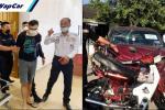 Pemandu Avanza mabuk mengaku tak bersalah sebabkan mangsa meninggal, ikatjamin RM 10k