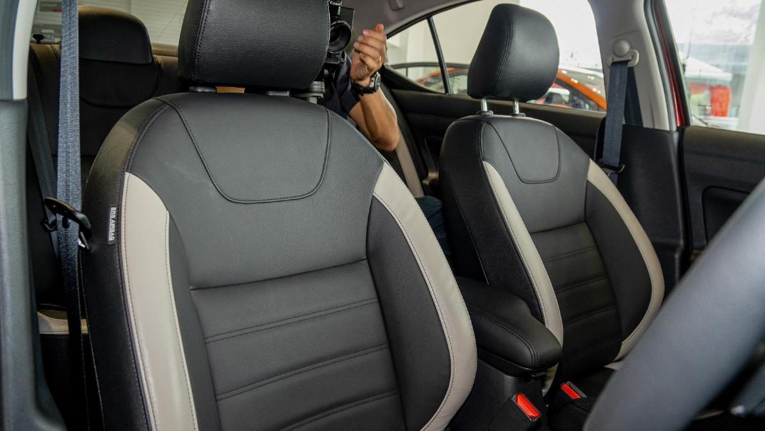 2020 Nissan Almera 1.0L VLT Interior 079