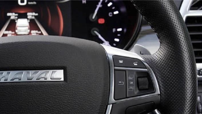 2020 Haval H9 2.0 Premium Interior 002