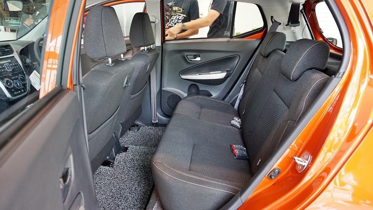 2019 Perodua Axia Style 1.0 AT Interior 084