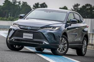 2021 Toyota Harrier to launch in Singapore soon – What delay?