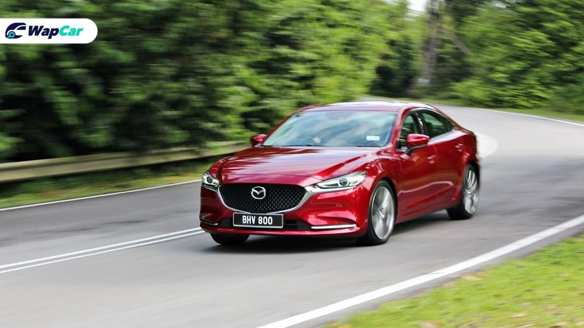 In Brief: Mazda 6, worth paying Mercedes-Benz C200/BMW 320i money for one? 01