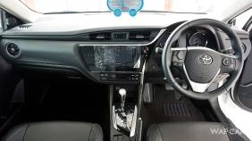 Toyota Corolla Altis (2018) Exterior 014