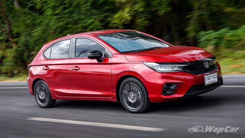 Honda City hatchback 2021 - Filipina bakal lancar lebih awal dari Malaysia, turut tamatkan Honda Jazz! 02