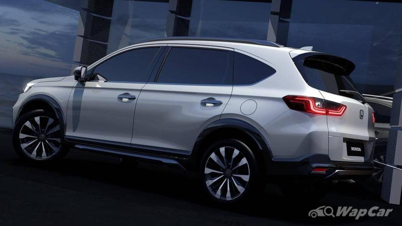 Hang on, Honda N7X may not replace BR-V - upscale, bigger 7-seater SUV to debut in August 02