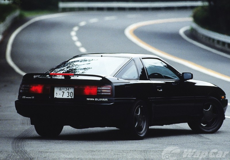 Toyota keeps classic Supras on the road with GR Heritage Parts project 02