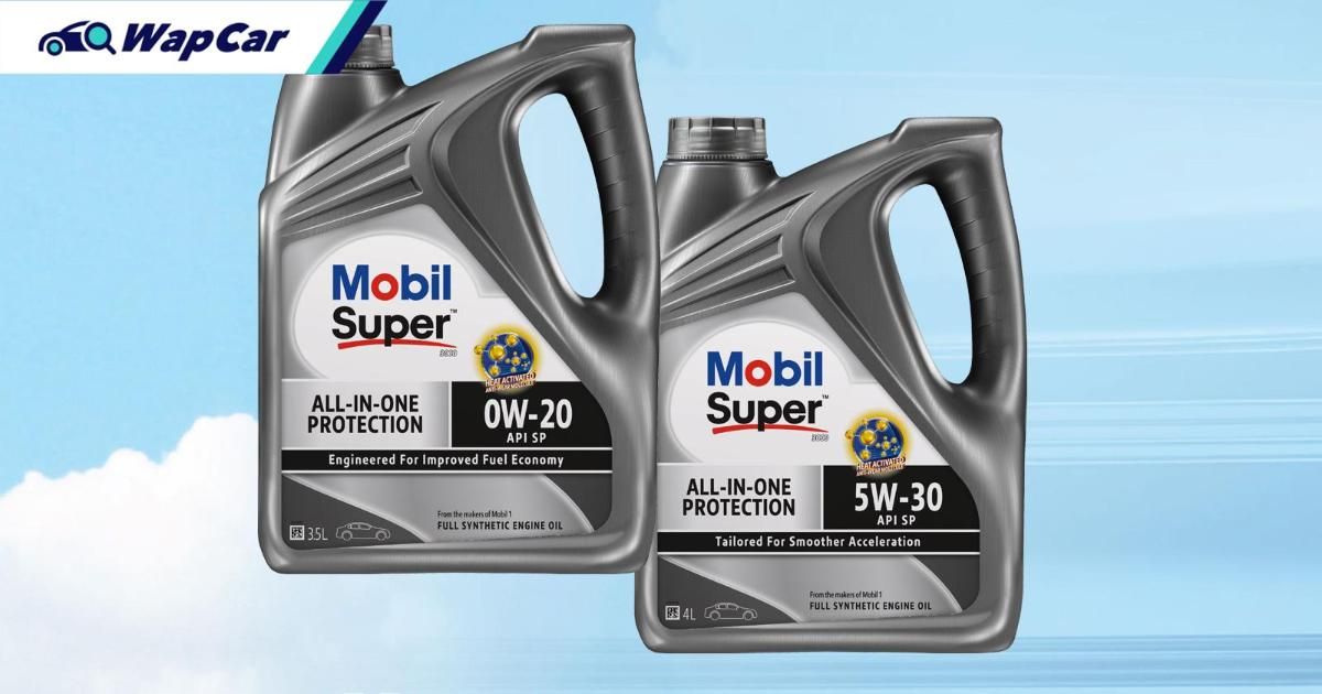 Mobil has a new engine oil that will protect your turbocharged engines 01