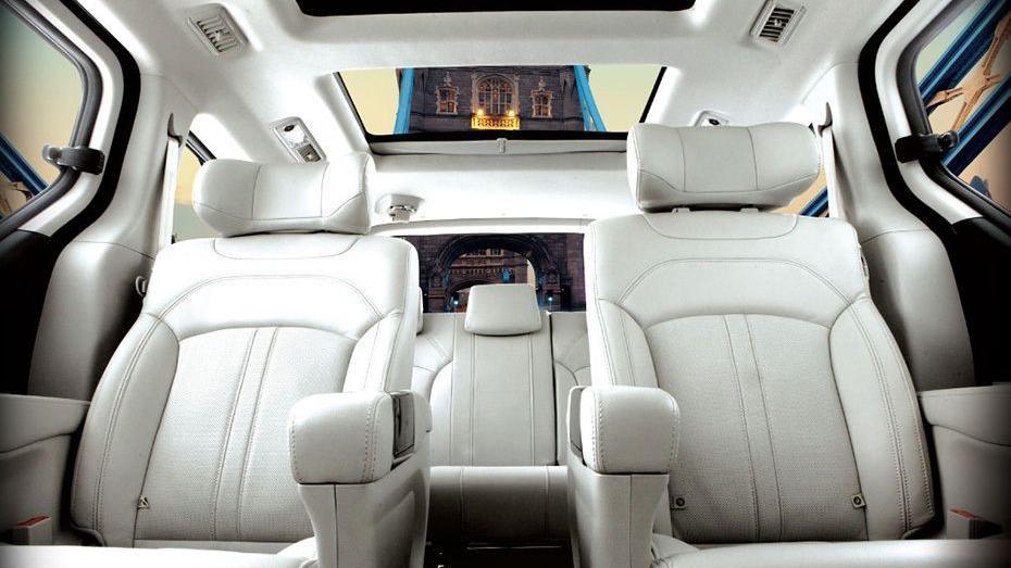 2014 Maxus G10 SE Interior 007