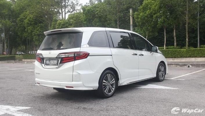 2018 Honda Odyssey 2.4 EXV Exterior 005
