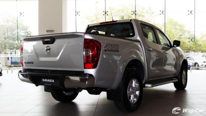 2018 Nissan Navara Single Cab 2.5 (M) Exterior 005