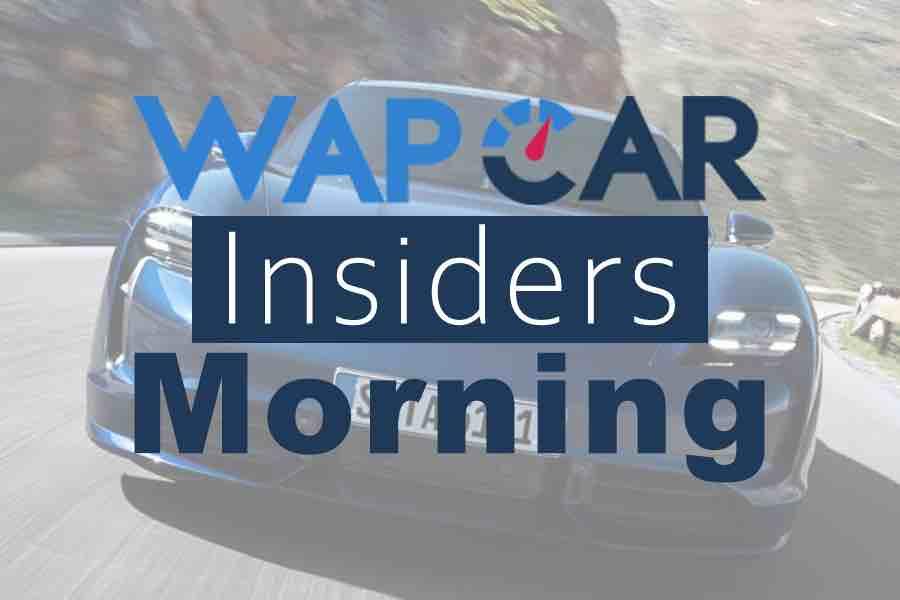 Wapcar Morning Insiders (Sep. 5, 2019)