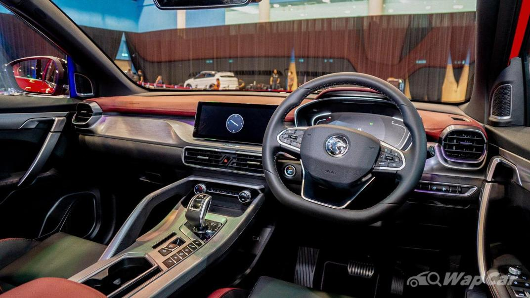2020 Proton X50 1.5T  Flagship Interior 002