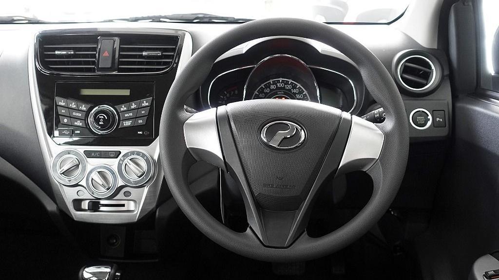 2018 Perodua Axia SE 1.0 AT Interior 008