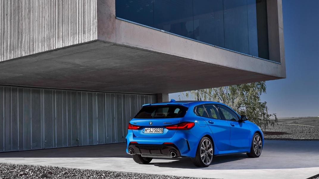 2020 BMW 1 Series M135i xDrive Exterior 007