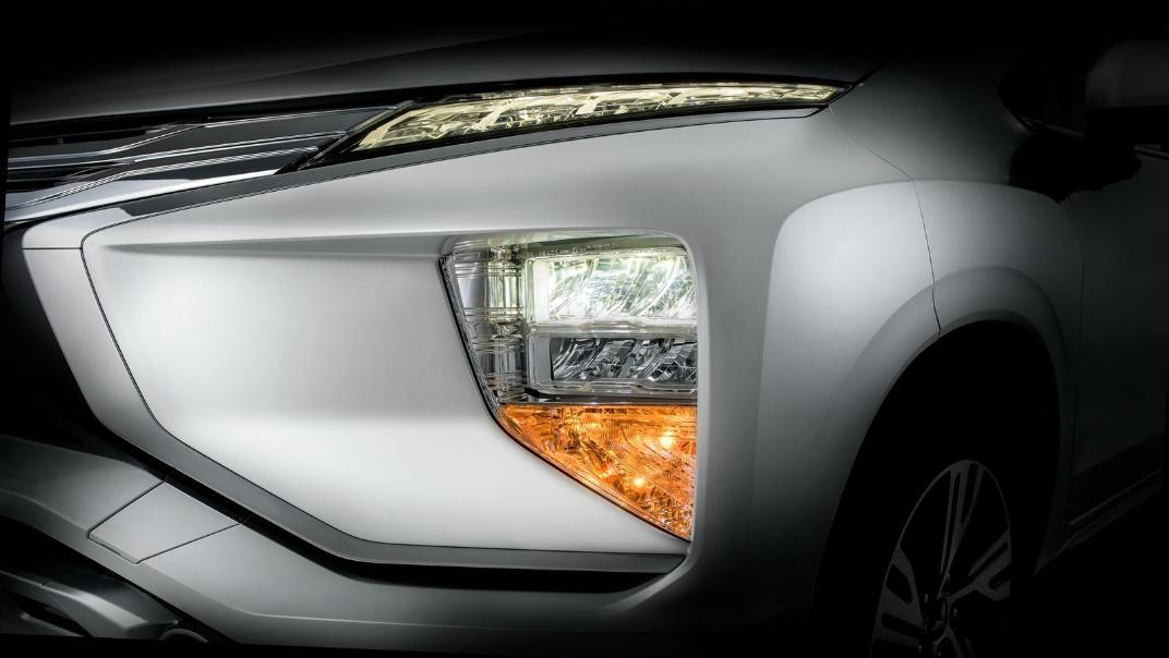 2020 Mitsubishi Xpander 1.5 L Exterior 061