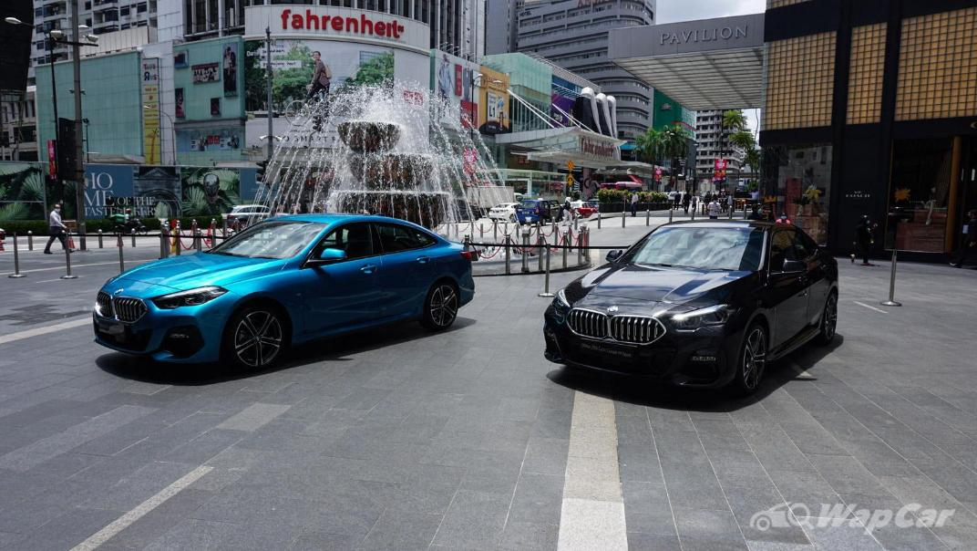 2020 BMW 2 Series 218i Gran Coupe Exterior 095
