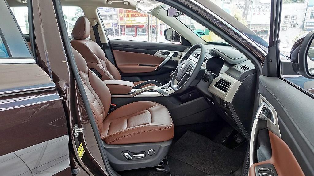2018 Proton X70 1.8 TGDI Premium 2WD Interior 050