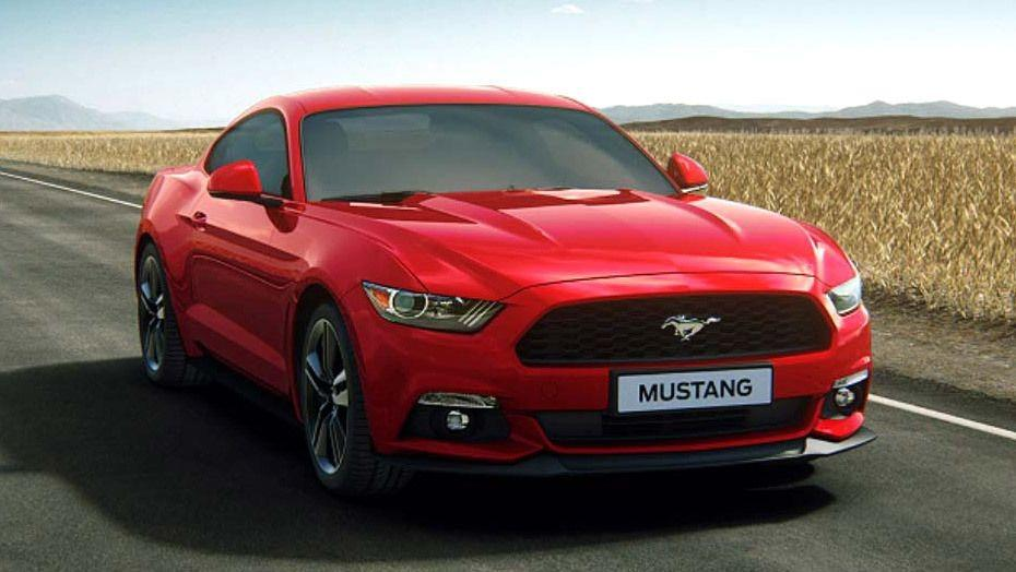 Ford Mustang (2018) Exterior 003