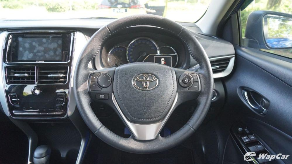 2019 Toyota Vios 1.5G Interior 069
