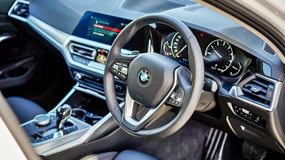2020 BMW 3 Series 320i Sport Interior 190
